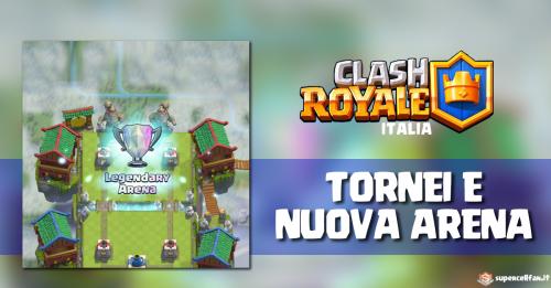 Download Clash Royale Guide e Aggiornamenti - Supercell Italia Blog