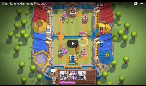 Clash Royale: Nuovo gioco Supercell spin-off Clash of Clans ...