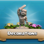 Decorazioni su Clash of Clans