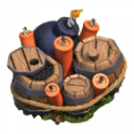 Bomba Gigante in Clash of Clans