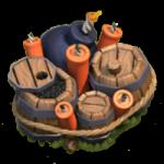 Bomba Gigante in Clash of Clans