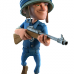 Fuciliere in Boom Beach