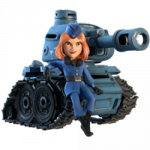 Carro Armato in Boom Beach