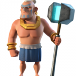 Guerriero in Boom Beach