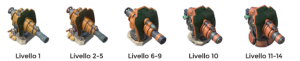 cannone esplosivo boom beach wiki
