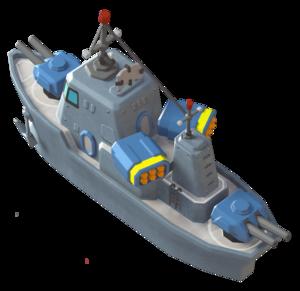 cannoniera