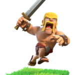 Barbaro in Clash of Clans