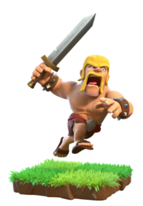 barbari clash of clans wiki