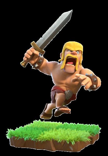 barbari clash of clans wiki