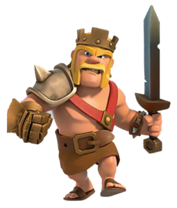 re barbaro su clash of clans