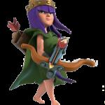Regina degli Arcieri in Clash of Clans