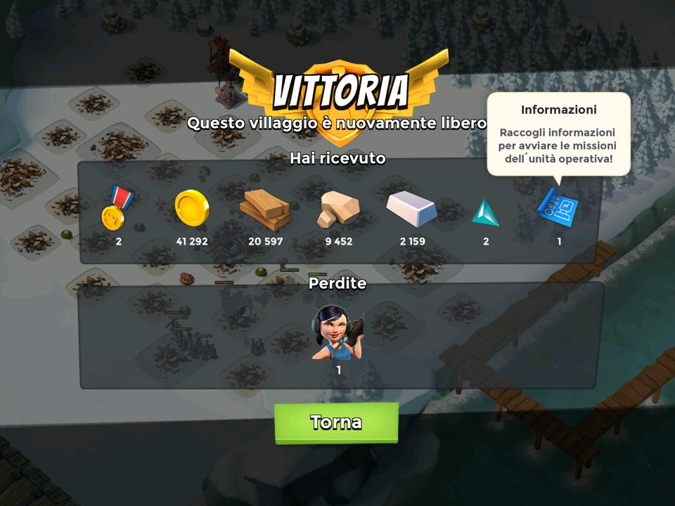 missioni boom beach co-op