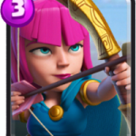 Arcieri in Clash Royale