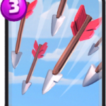 Frecce in Clash Royale