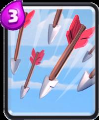 frecce clash royale
