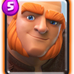 Gigante in Clash Royale