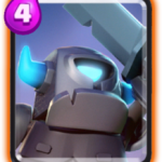 Mini PEKKA in Clash Royale