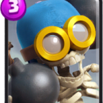Bombarolo in Clash Royale