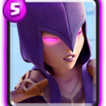Strega in Clash Royale