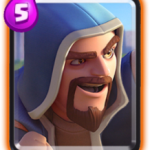 Stregone in Clash Royale