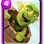 Barile Goblin in Clash Royale