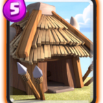 Capanna Goblin in Clash Royale