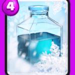 Congelamento in Clash Royale