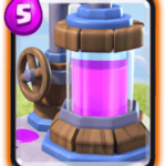 Estrattore in Clash Royale
