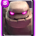 Golem in Clash Royale