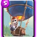 Mongolfiera in Clash Royale