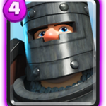 Principe Nero in Clash Royale