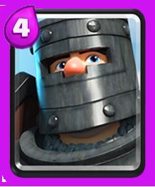 principe nero clash royale