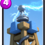 Tesla in Clash Royale