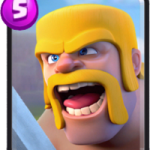 Barbari in Clash Royale