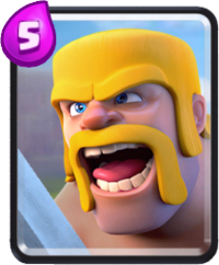barbari clash royale