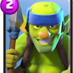 Goblin Lancieri in Clash Royale