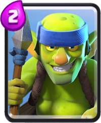 goblin lancieri clash royale