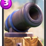 Cannone in Clash Royale