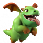 Cucciolo di Drago in Clash of Clans