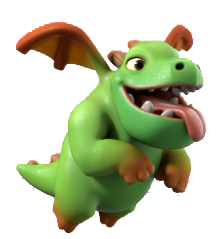 cucciolo di drago clash of clans wiki