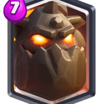 Mastino Lavico in Clash Royale