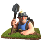 Minatore in Clash of Clans