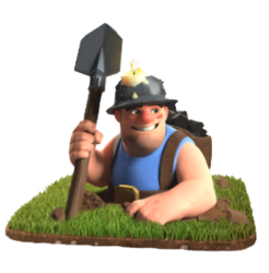 minatore clash of clans wiki
