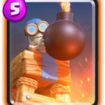 Torre Bombardiera in Clash Royale