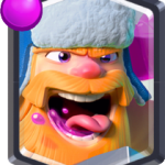 Boscaiolo in Clash Royale