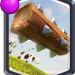 Tronco in Clash Royale