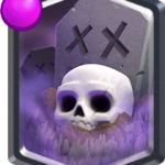 Cimitero in Clash Royale