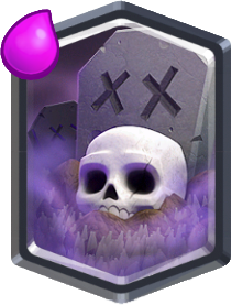 cimitero in clash royale wiki