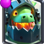 Drago Infernale in Clash Royale