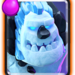 Golem di Ghiaccio in Clash Royale